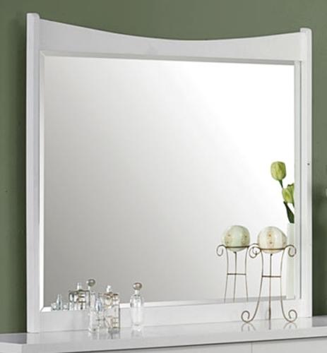 Eleanor Mirror - White