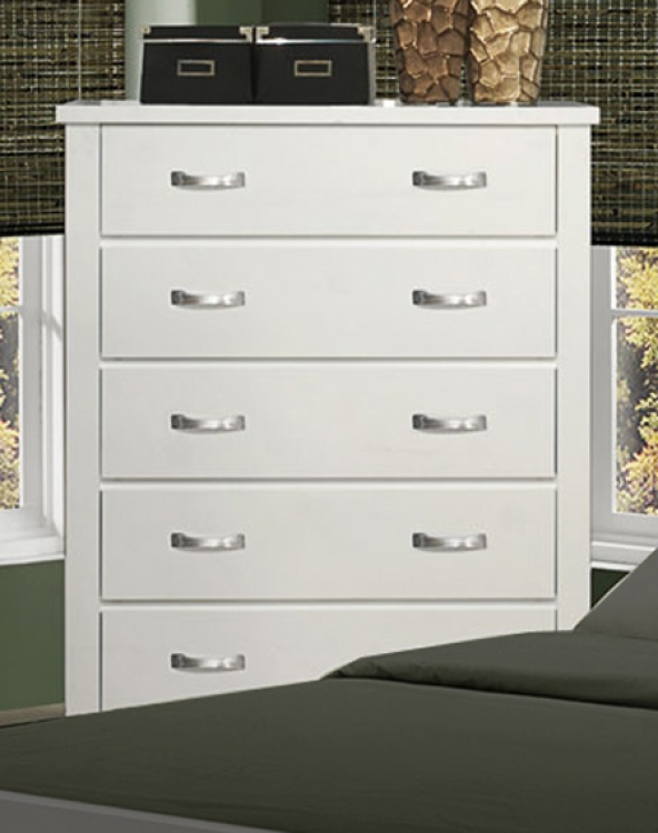 Eleanor Chest - White - Coaster