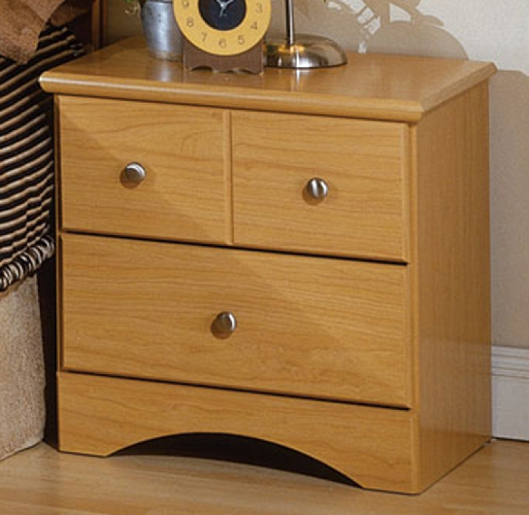 Nash Night Stand - Maple
