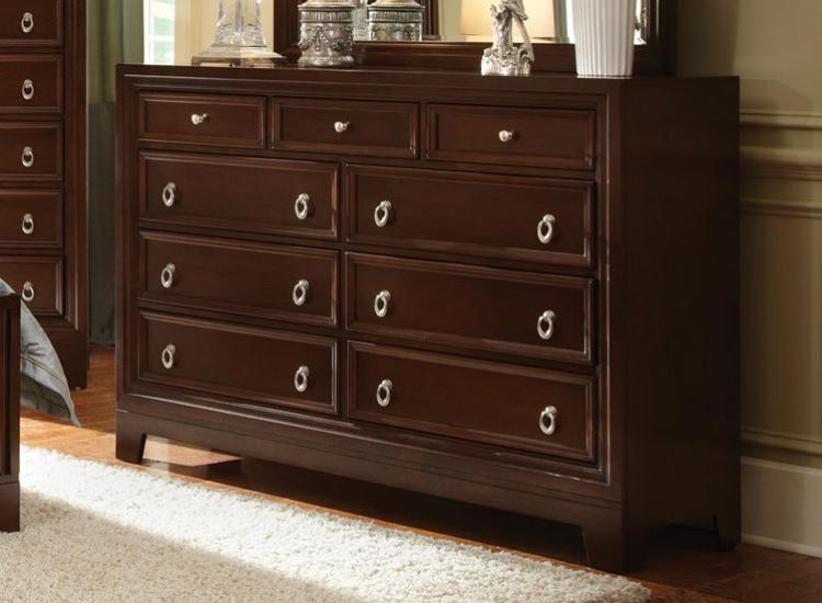 Nortin Dresser - Dark Cherry