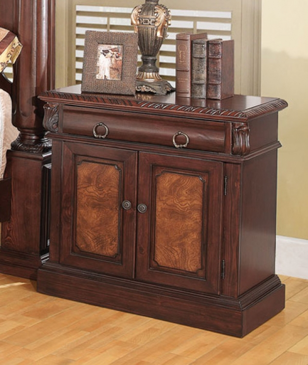 Grand Prado Night Stand - Coaster