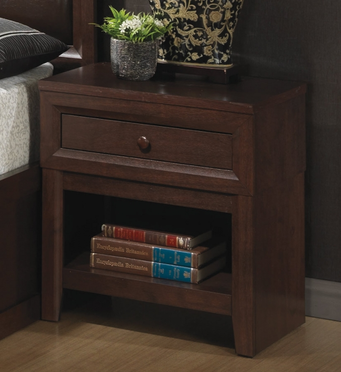 Remington Night Stand - Coaster