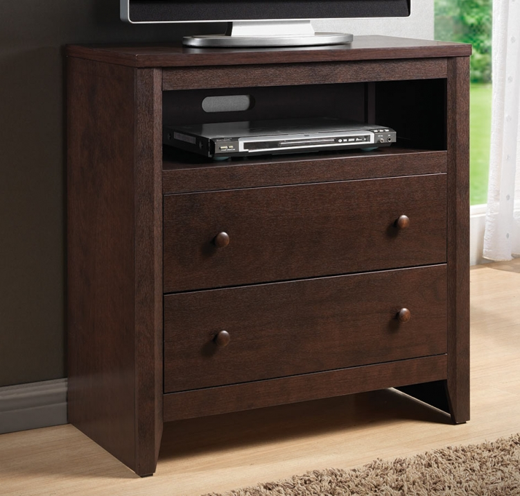 Remington Media Chest - Coaster
