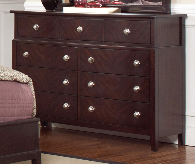 Albright Dresser - Cherry