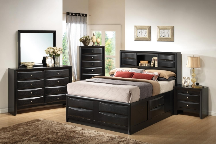 Briana Storage Bedroom Set
