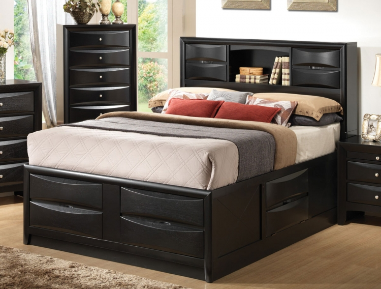 Briana Storage Bed - Coaster