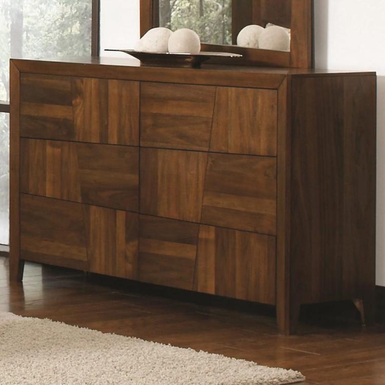 Joyce Dresser - Walnut