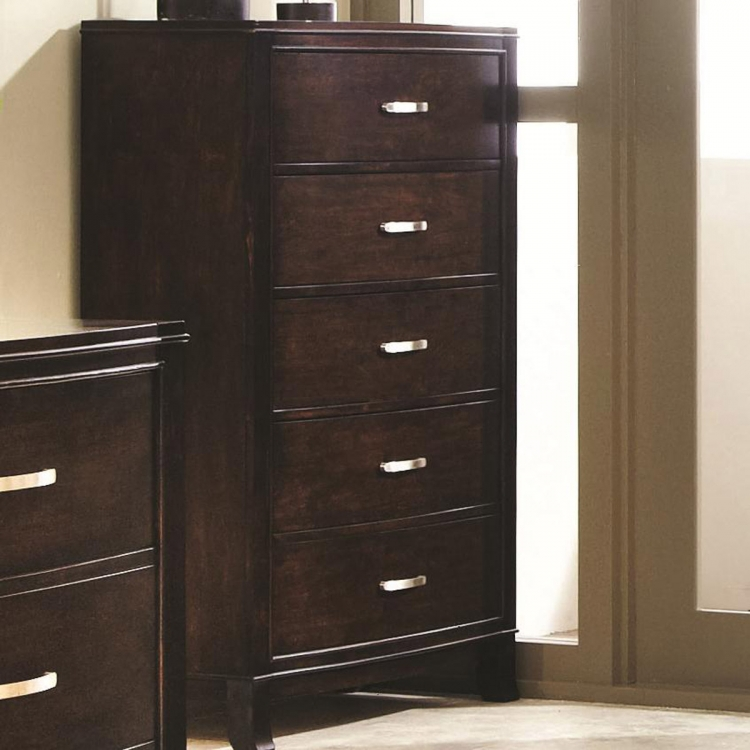 Ingram Chest - Antique Brown