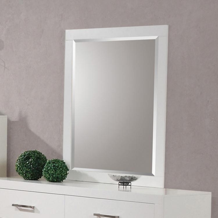 Jessica Mirror - White