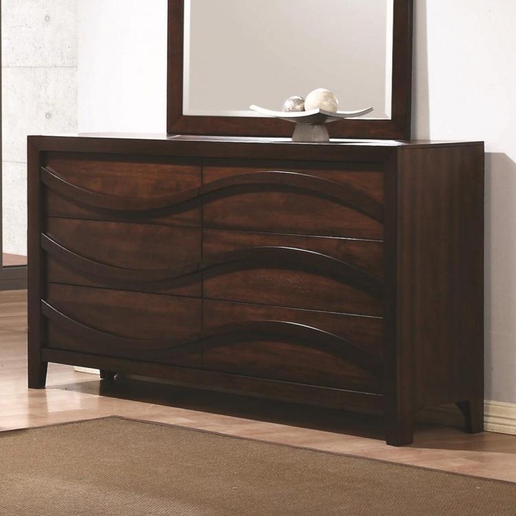 Loncar Dresser - Java Oak