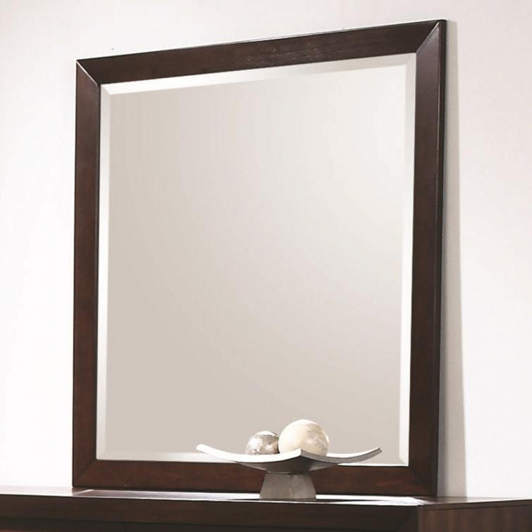 Loncar Mirror - Java Oak