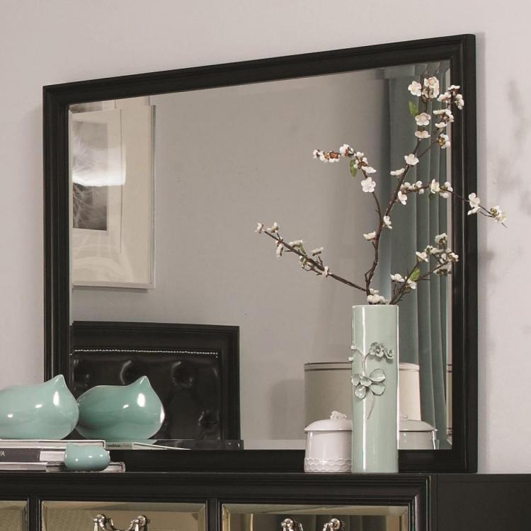 Devine Mirror - Black