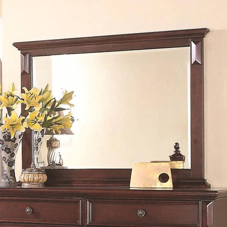 Kessner Mirror - Cherry