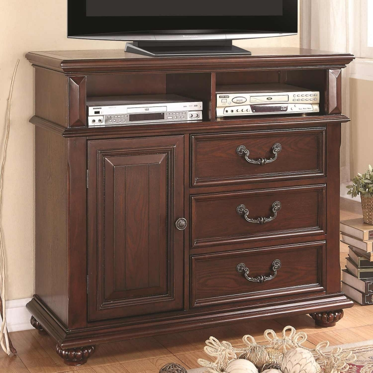 Kessner Media Chest - Cherry