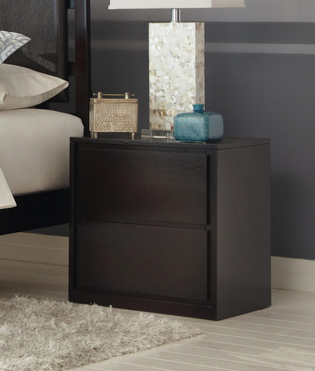 Hudson Night Stand - Espresso