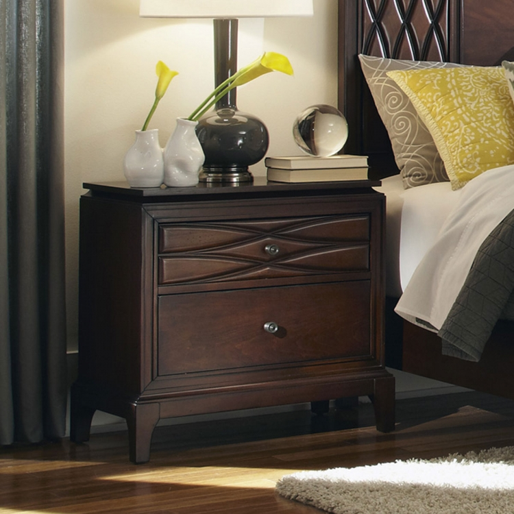 Salisbury Night Stand - Cherry