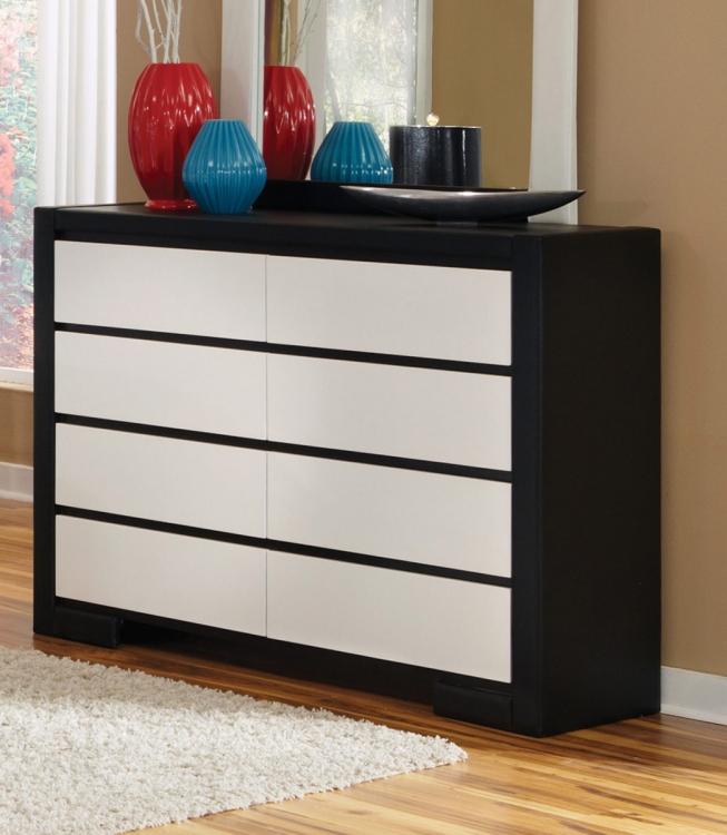 Regan Dresser - White