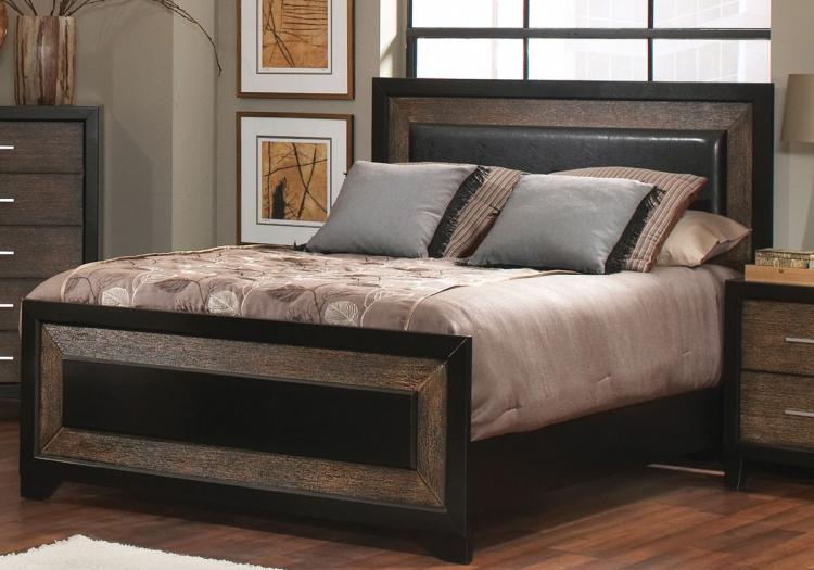 Landon Bed - Black