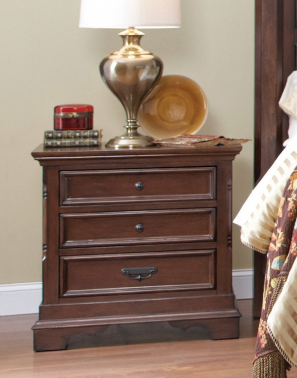Savannah Night Stand - Cherry