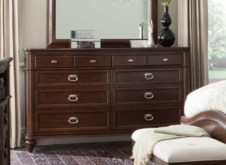 Sherwood Dresser - Walnut