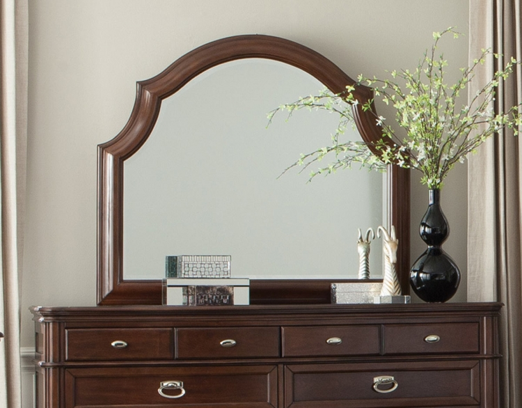 Sherwood Mirror - Walnut