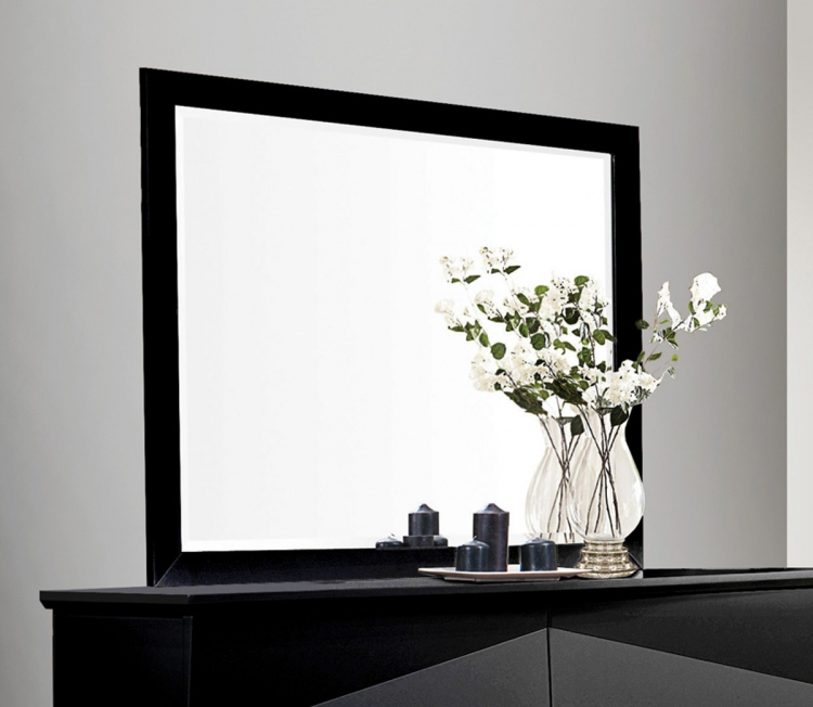 Karolina Mirror - Black