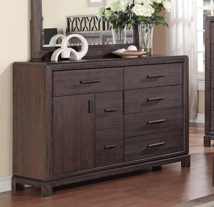 Grayson Dresser - Dark Coffee