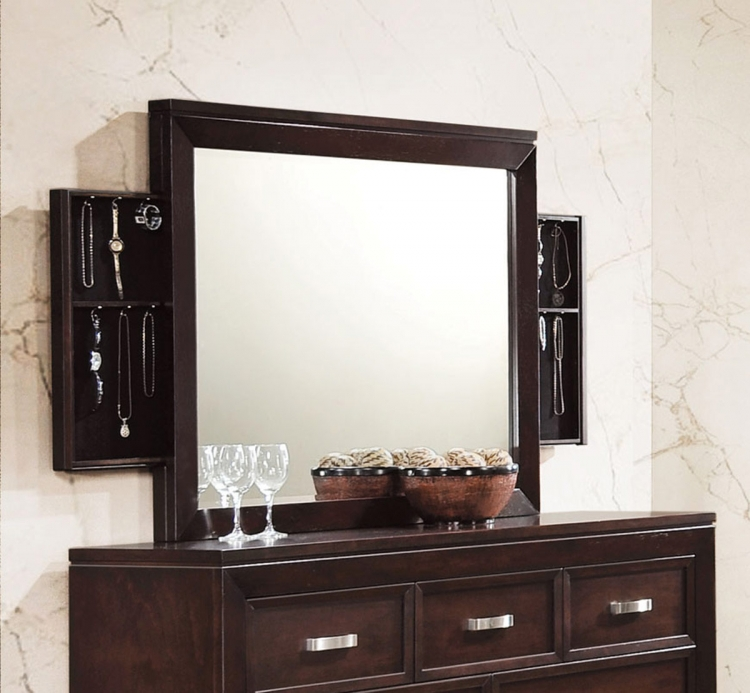 Coaster Vanity and Mirrors