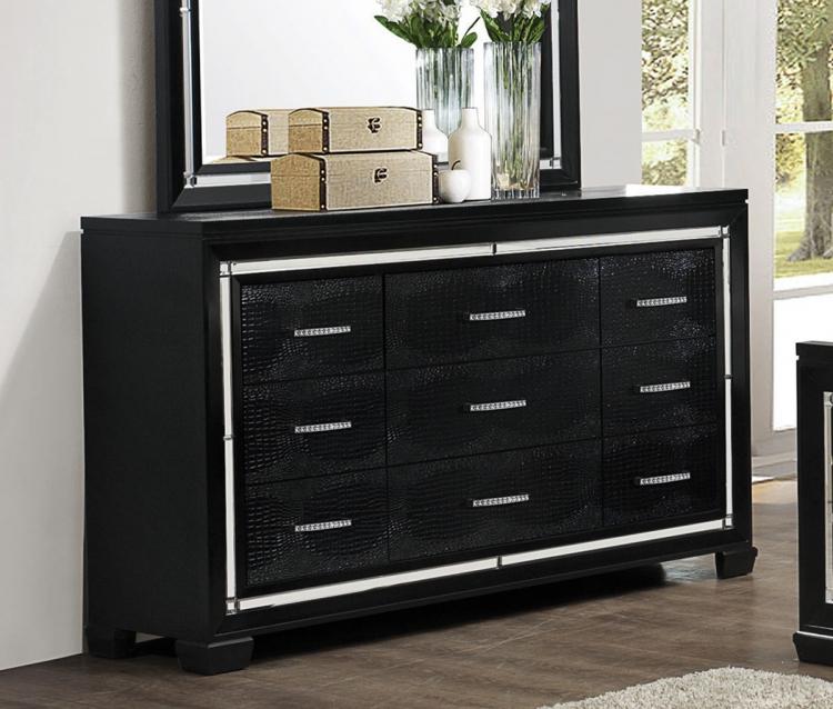 Zimmer Dresser - Black