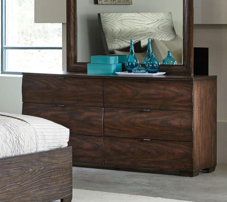 Calabasas Dresser - Dark Brown