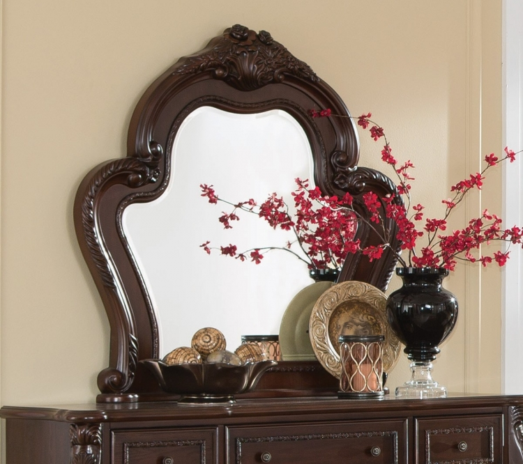 Abigail Mirror - Cherry