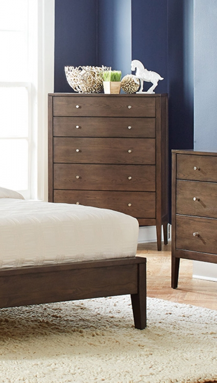 Lompoc Chest - Ash Brown