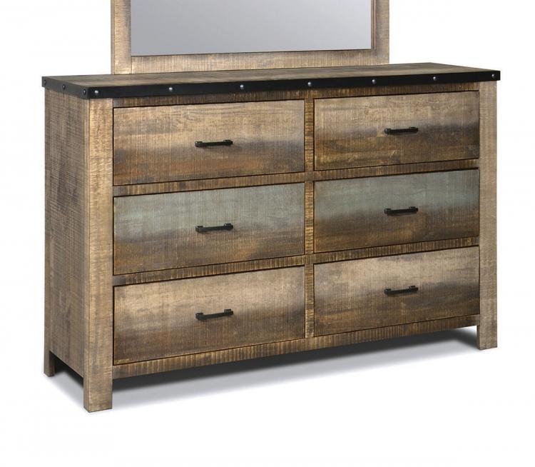 Sembene Dresser - Multi
