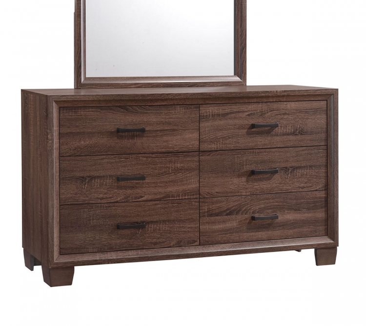 Brandon Dresser - Medium Warm Brown