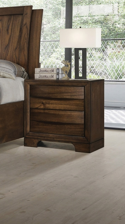 Hunter Nightstand - Cognac
