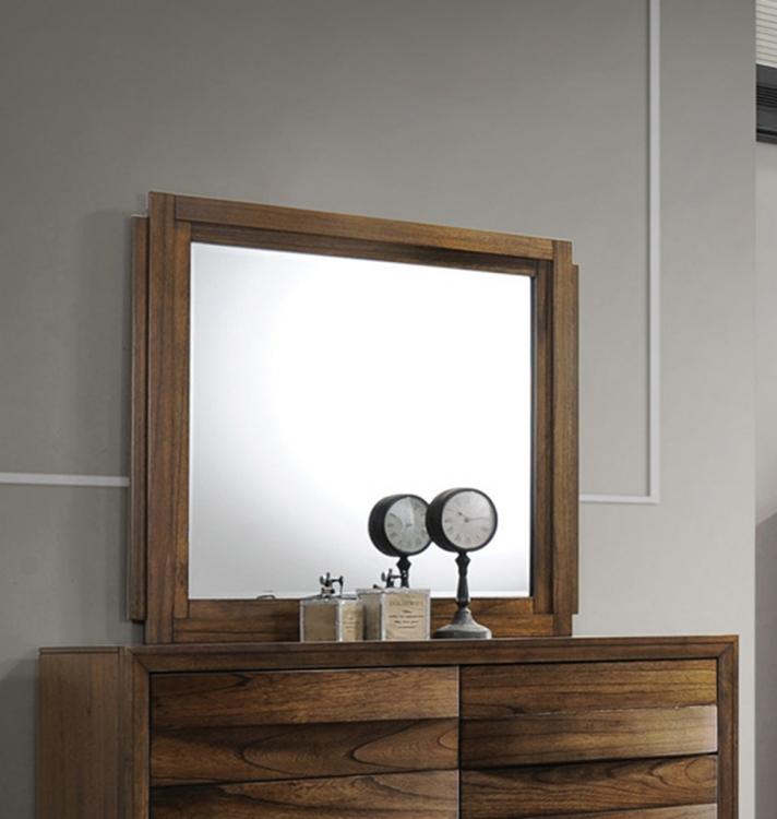 Hunter Mirror - Cognac