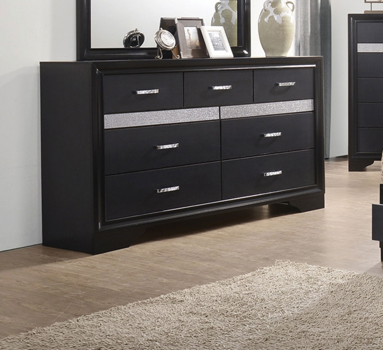 Miranda Dresser - Black