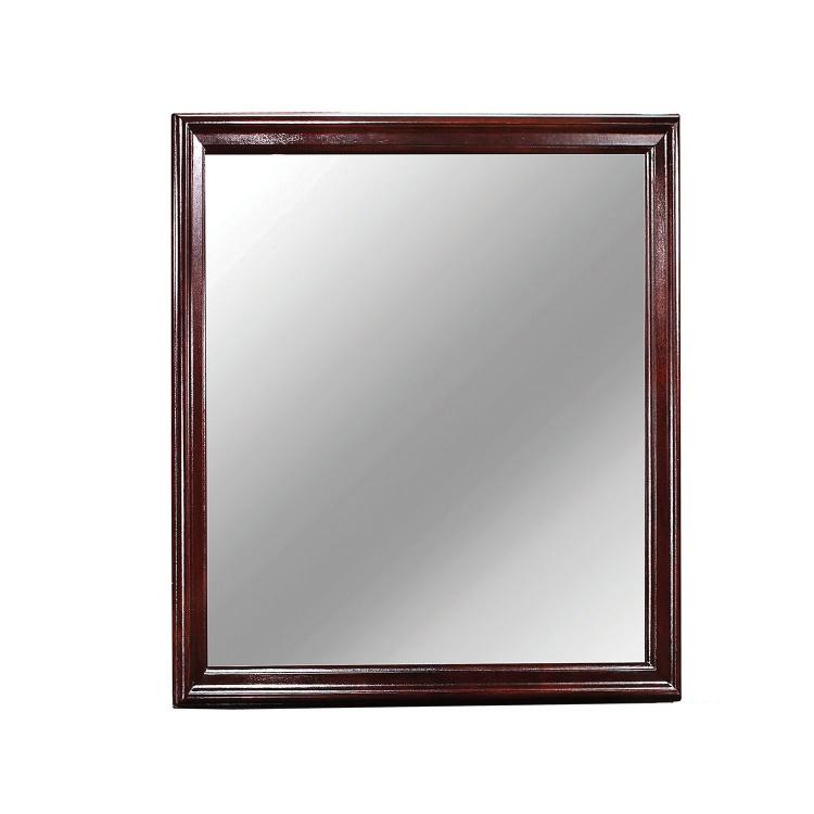 Louis Philippe Mirror - Cherry