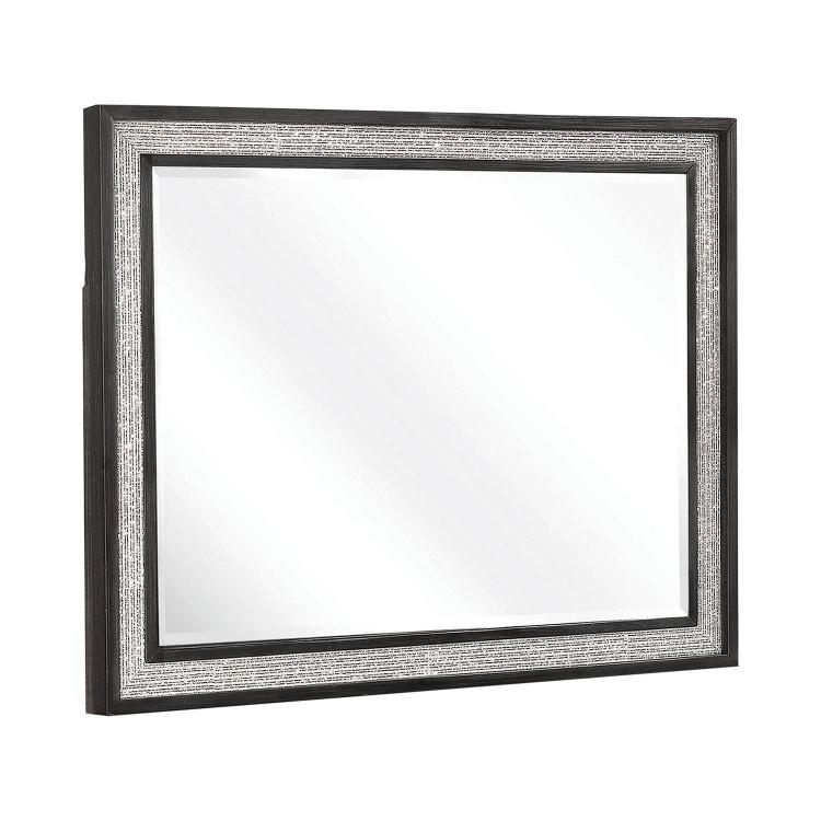 Chula Vista Mirror - Rustic Glam