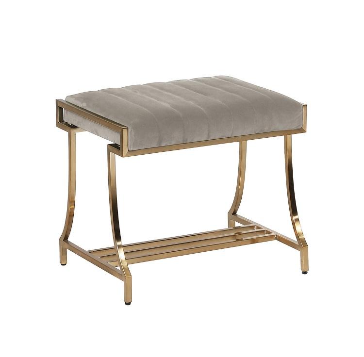 Formosa Vanity Bench - Americano/Camel
