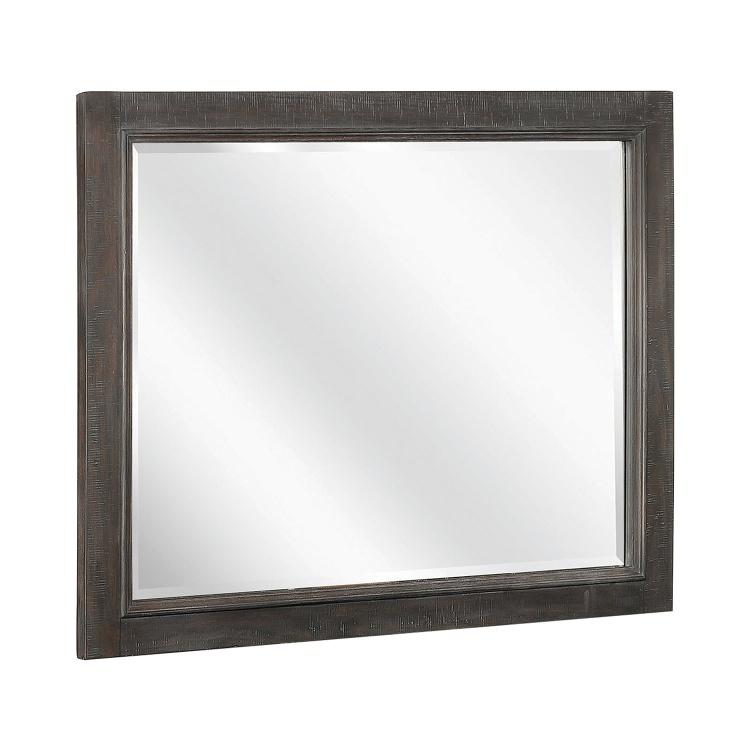 Atascadero Mirror - Weathered Carbon