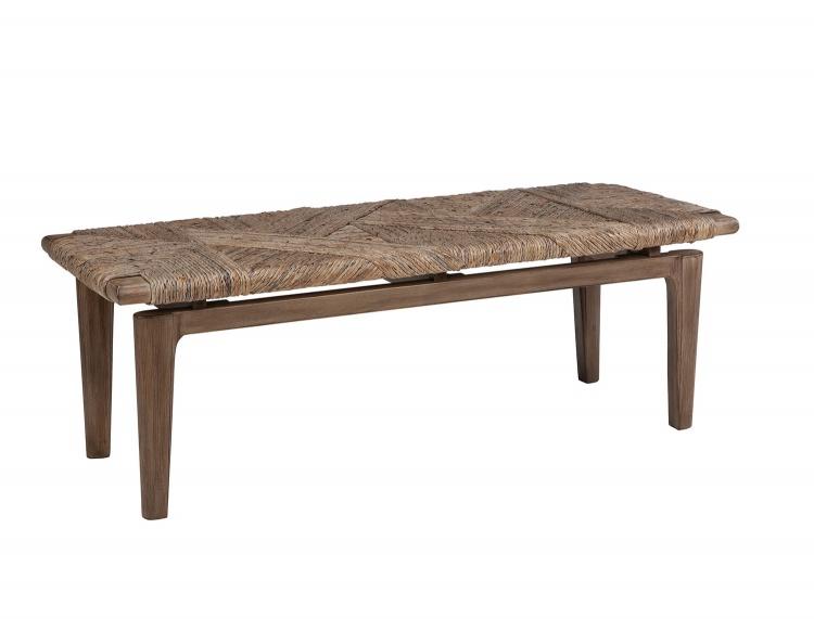 Vanowen Bench - Sandstone