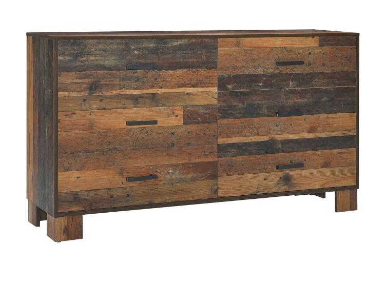 Sidney Dresser - Rustic Pine