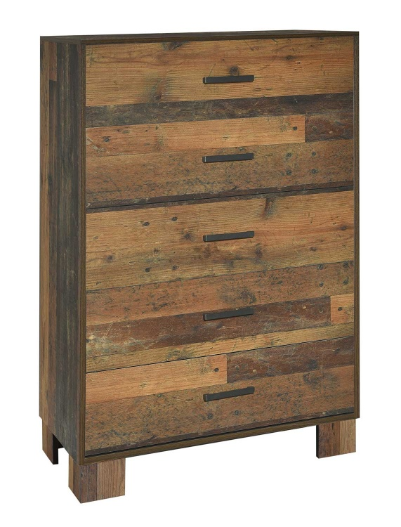 Sidney Chest - Rustic Pine