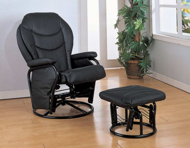 2946 Glider Rocker with Ottoman