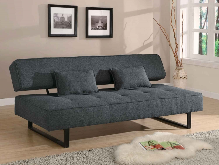 300137 Sofa Bed - Grey - Coaster