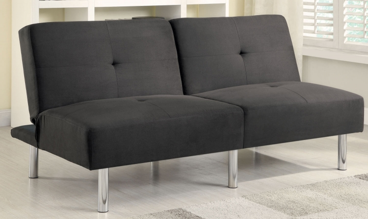 300206 Sofa Bed - Charcoal