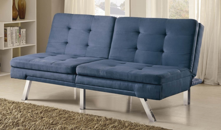 300212 Sofa Bed - Blue
