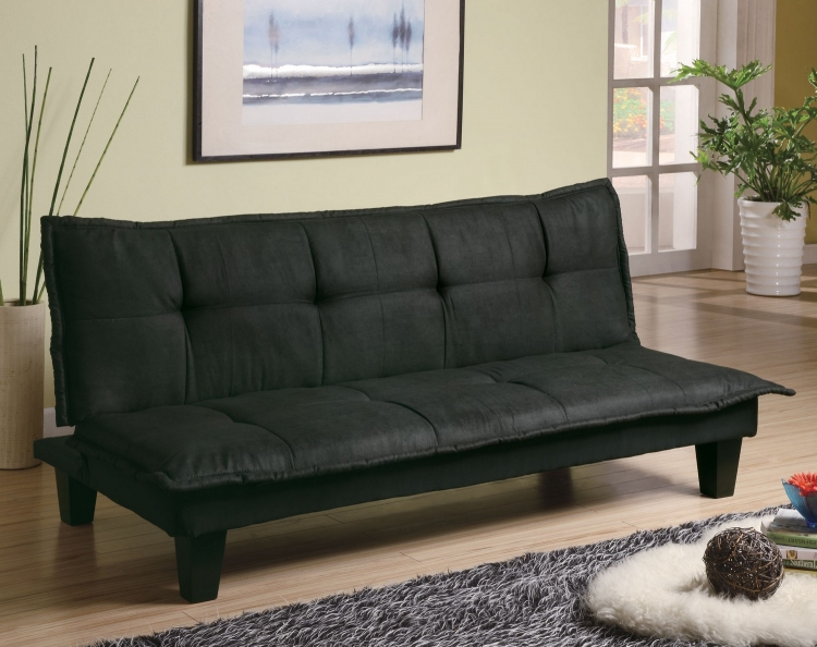 300238 Sofa Bed - Black