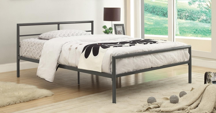 Fisher Bed - Gunmetal